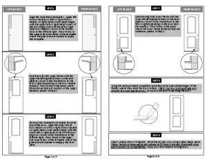 Assembly Instructions page 5 & 6